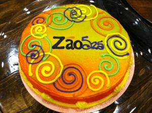 Zao cake