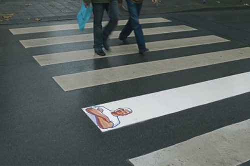 Mr Clean Guerrilla Marketing